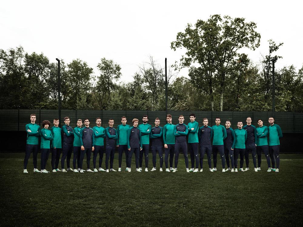 Команда К11. Истории игроков