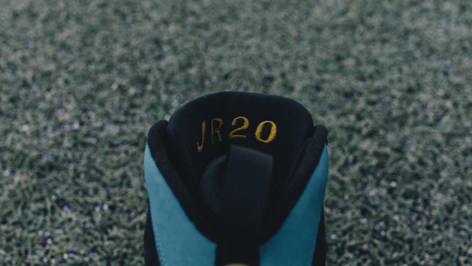 Jalen Ramsey Air Jordan IX PE Cleat