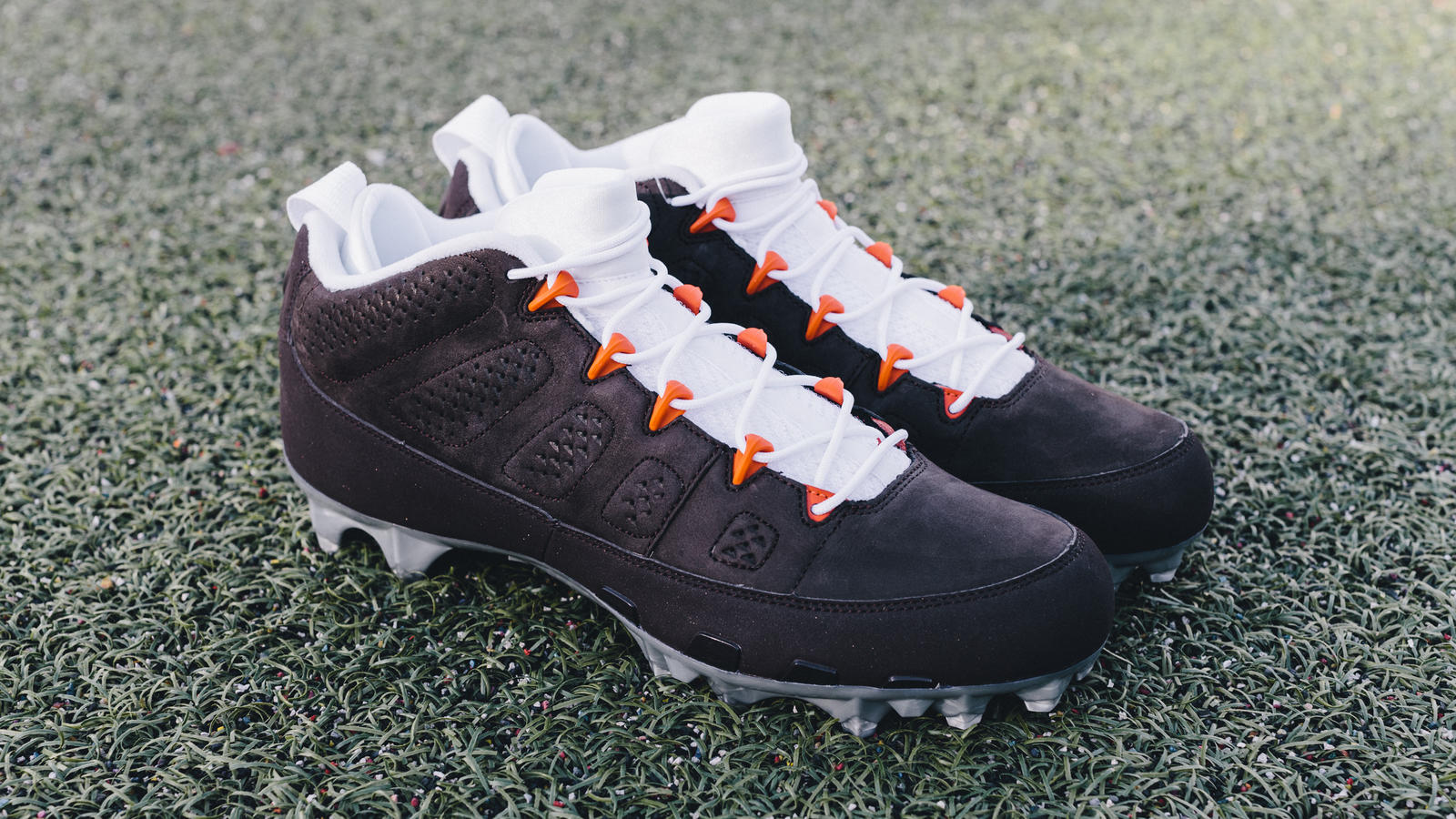 Corey Coleman Air Jordan IX PE Cleat