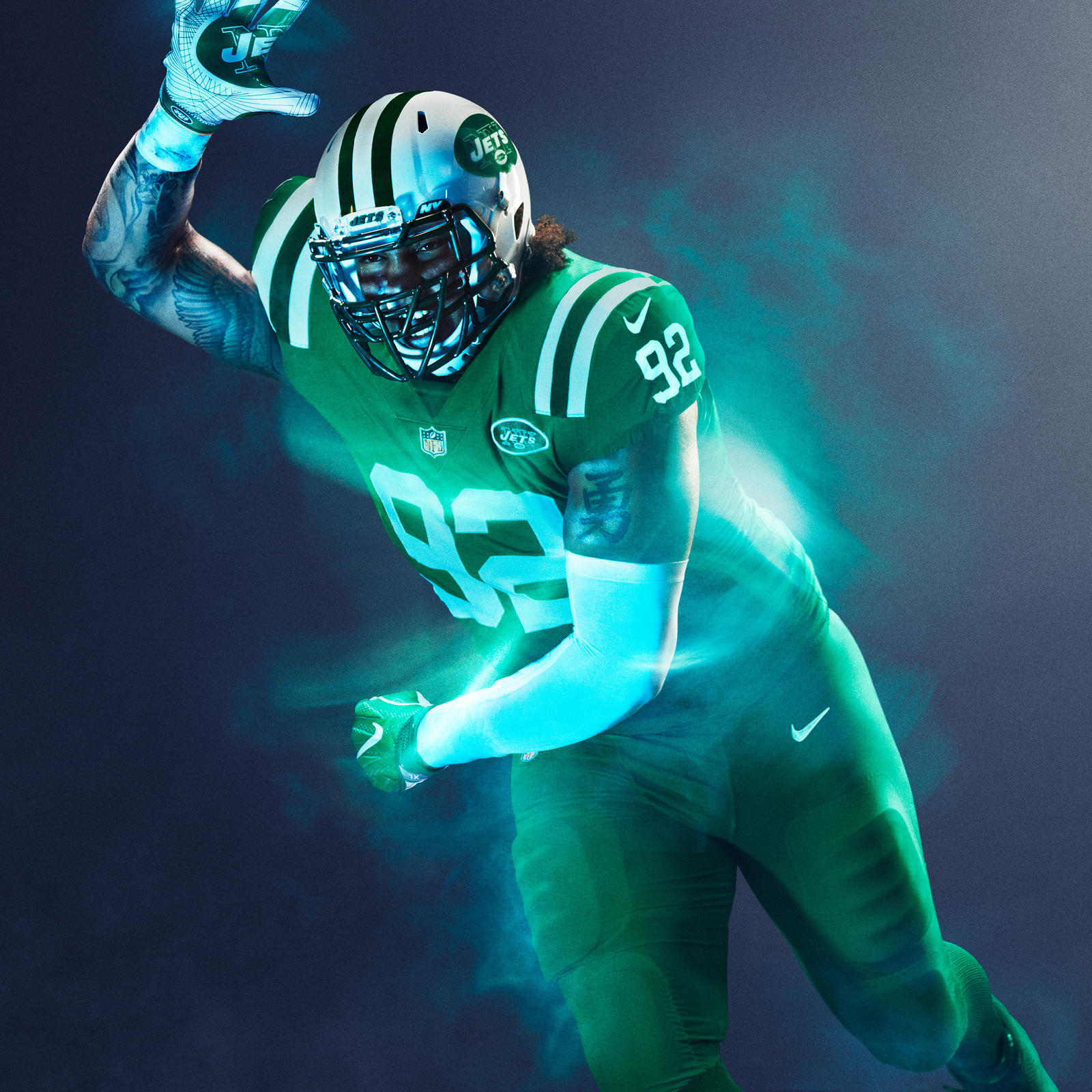 Nike Color Rush Shoes