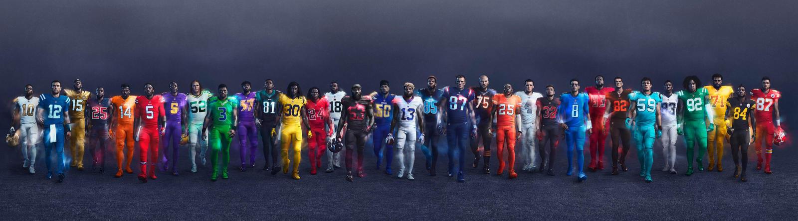 Nike And Nfl Light Up Thursday Night Football Nike News