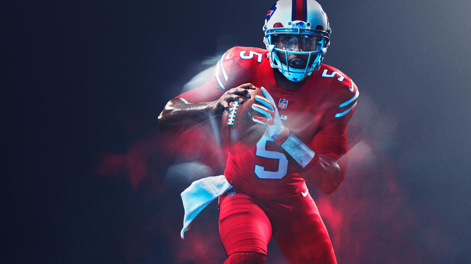 nfl nike color rush jerseys