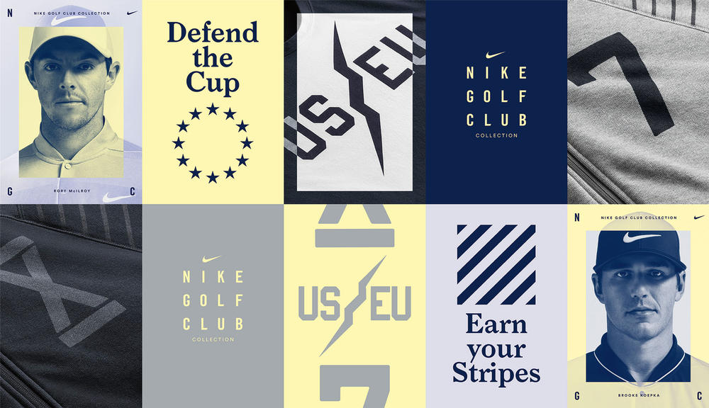 Nike Golf Club Collection: Charge the Cup