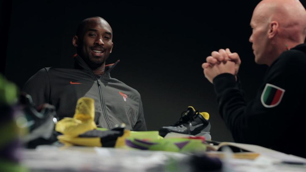 Building a system: Kobe Bryant and Eric Avar discuss design