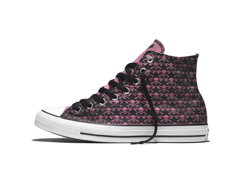 The Chuck Taylor All Star The Clash Collection