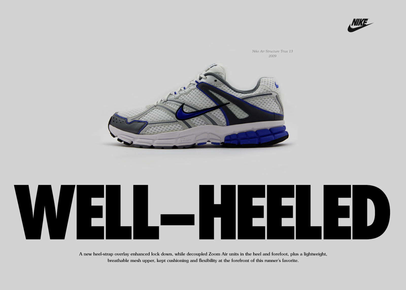 Structure 20: A Timeline - Nike News