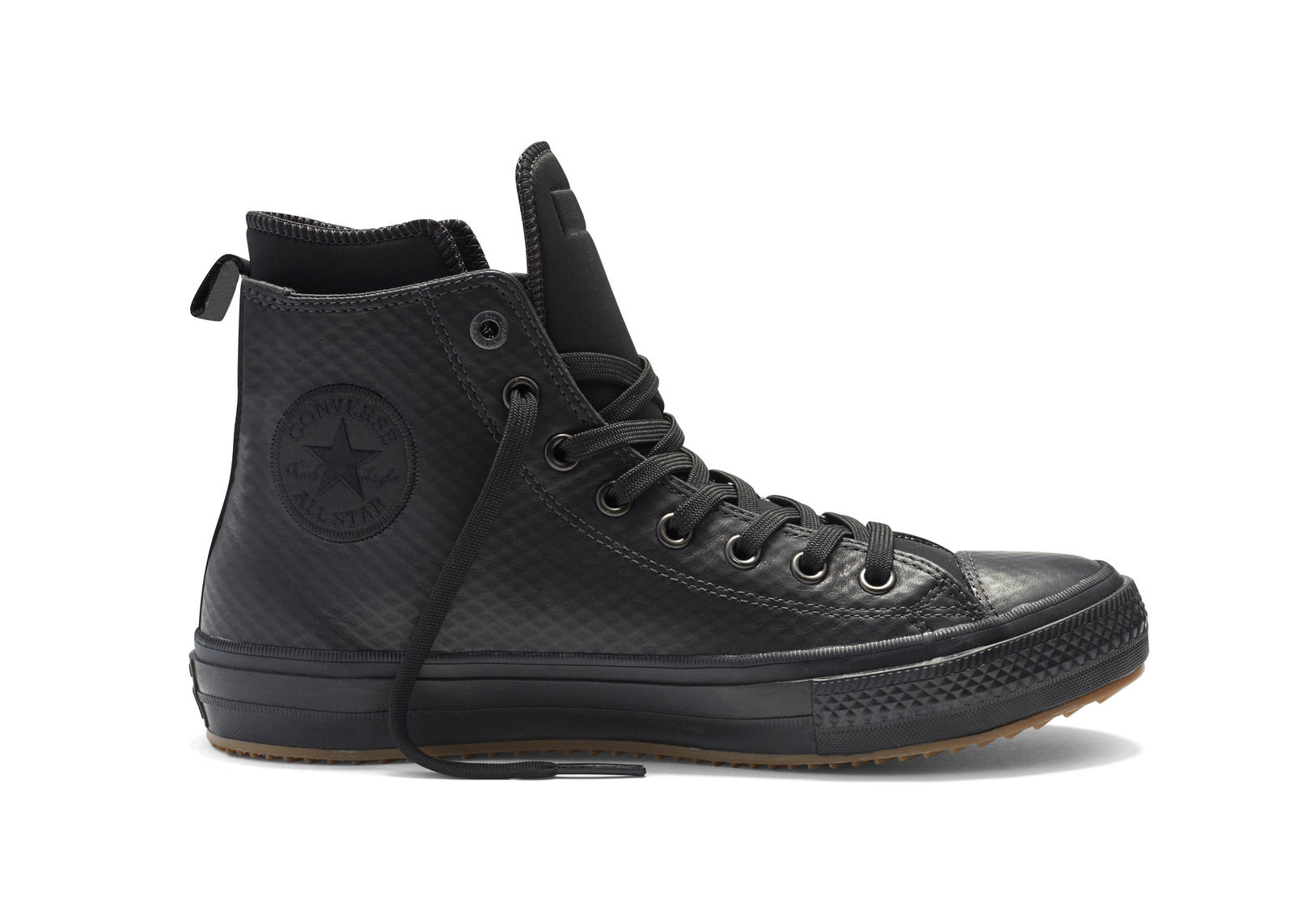 Chuck II Boot Black