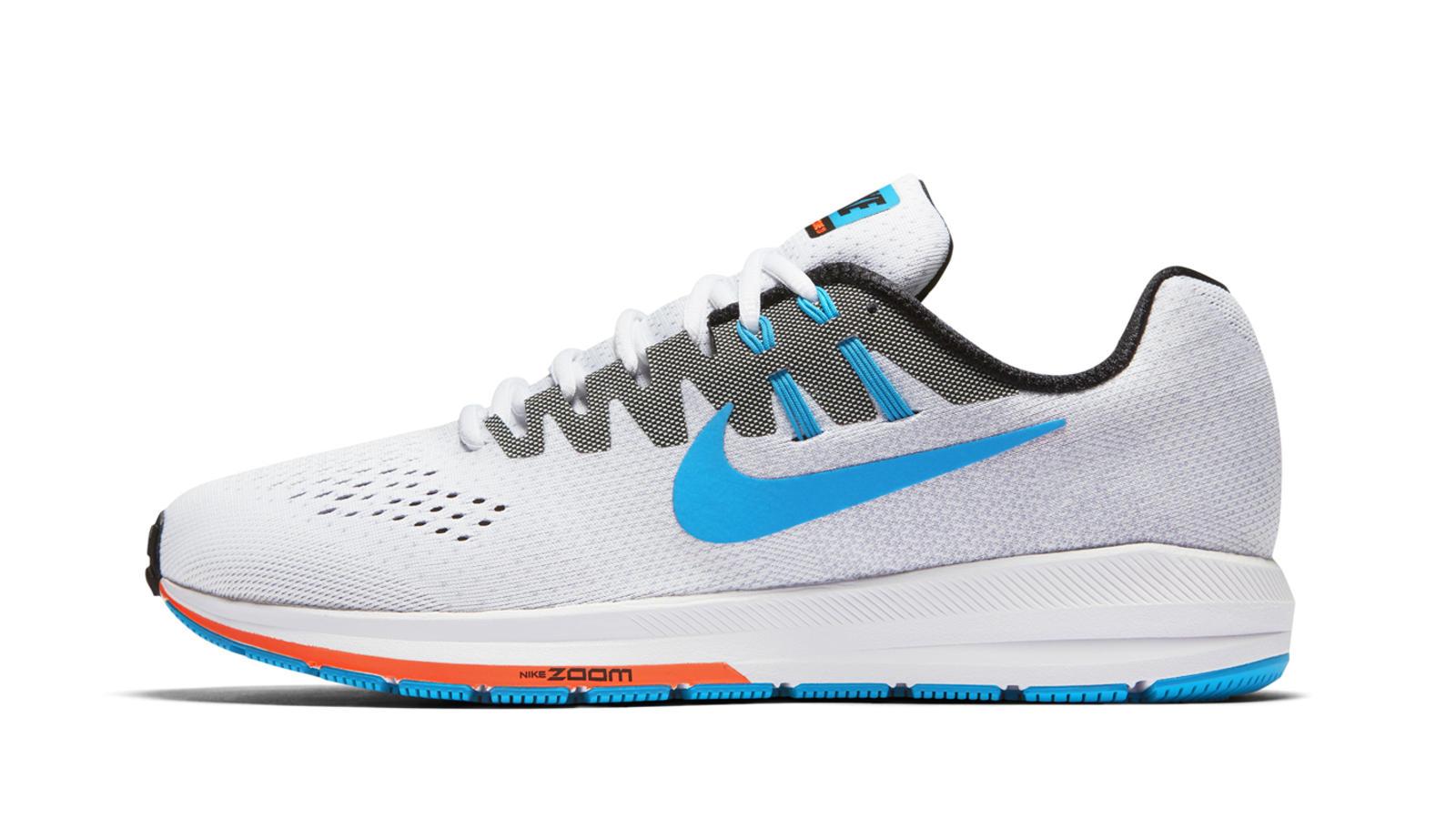 Nike Running Shoes Timeline