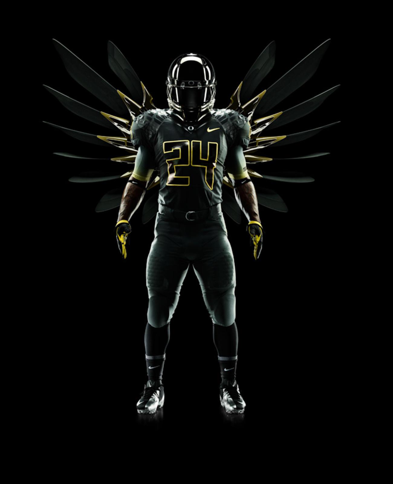 Oregon Ducks Backgrounds: Nike Unveils New Integrated Uniform System For Oregon