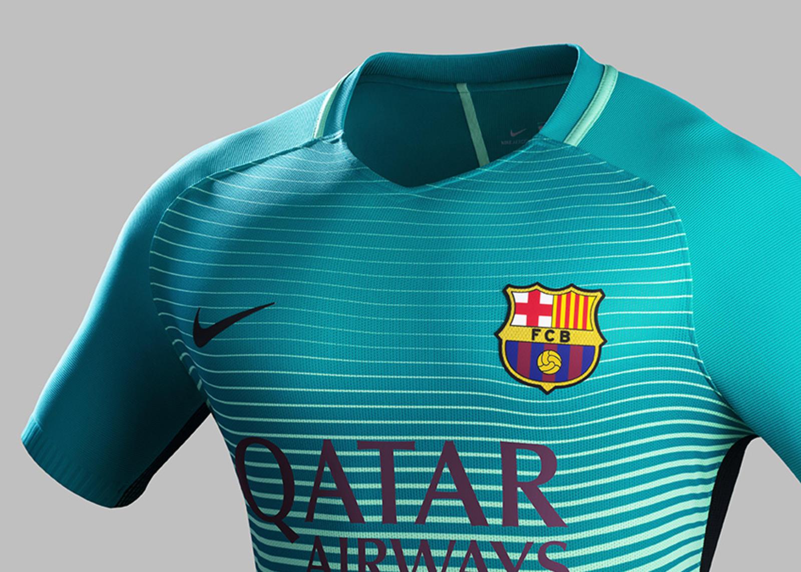 F.C. Barcelona third kit