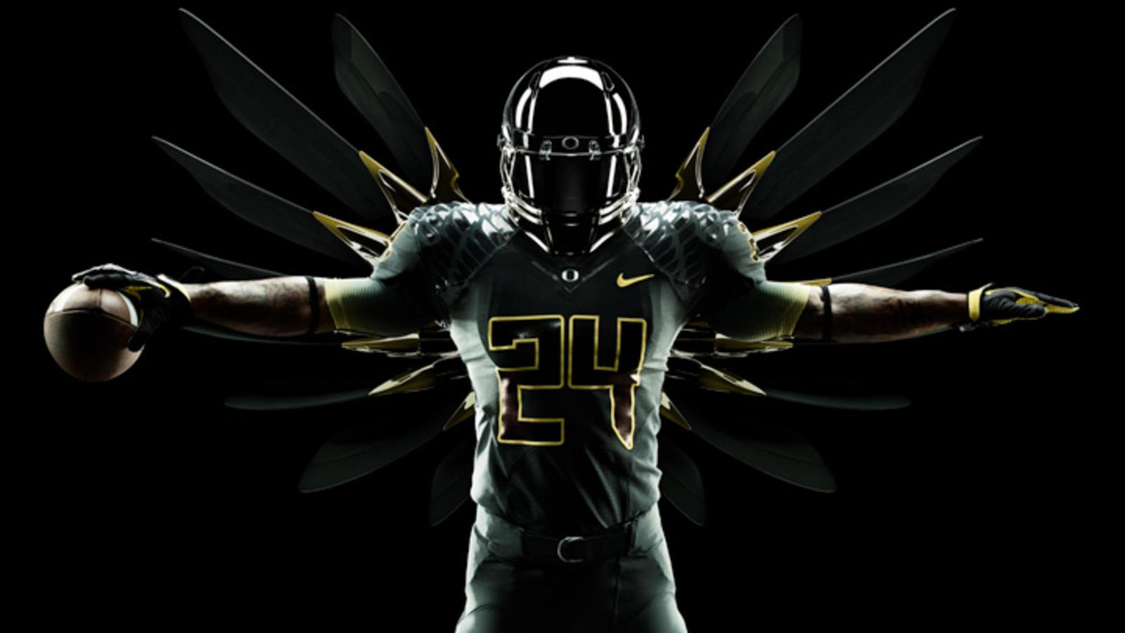 best service d011a 95efa Nike unveils new integrated uniform system for Oregon Ducks ...