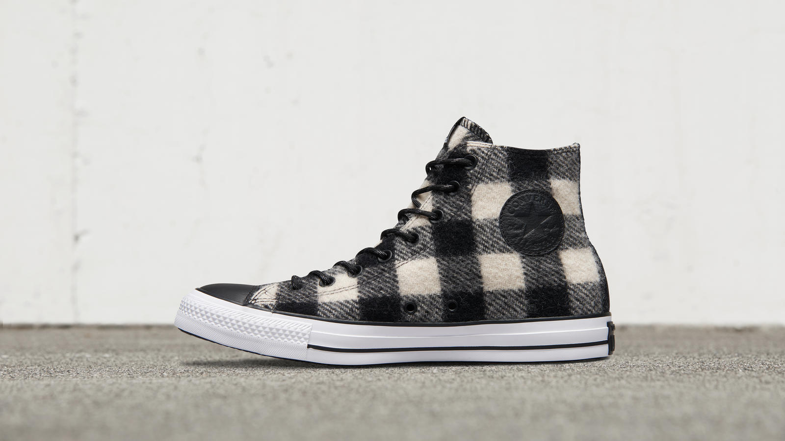 The Converse x Woolrich Chuck Taylor All Star