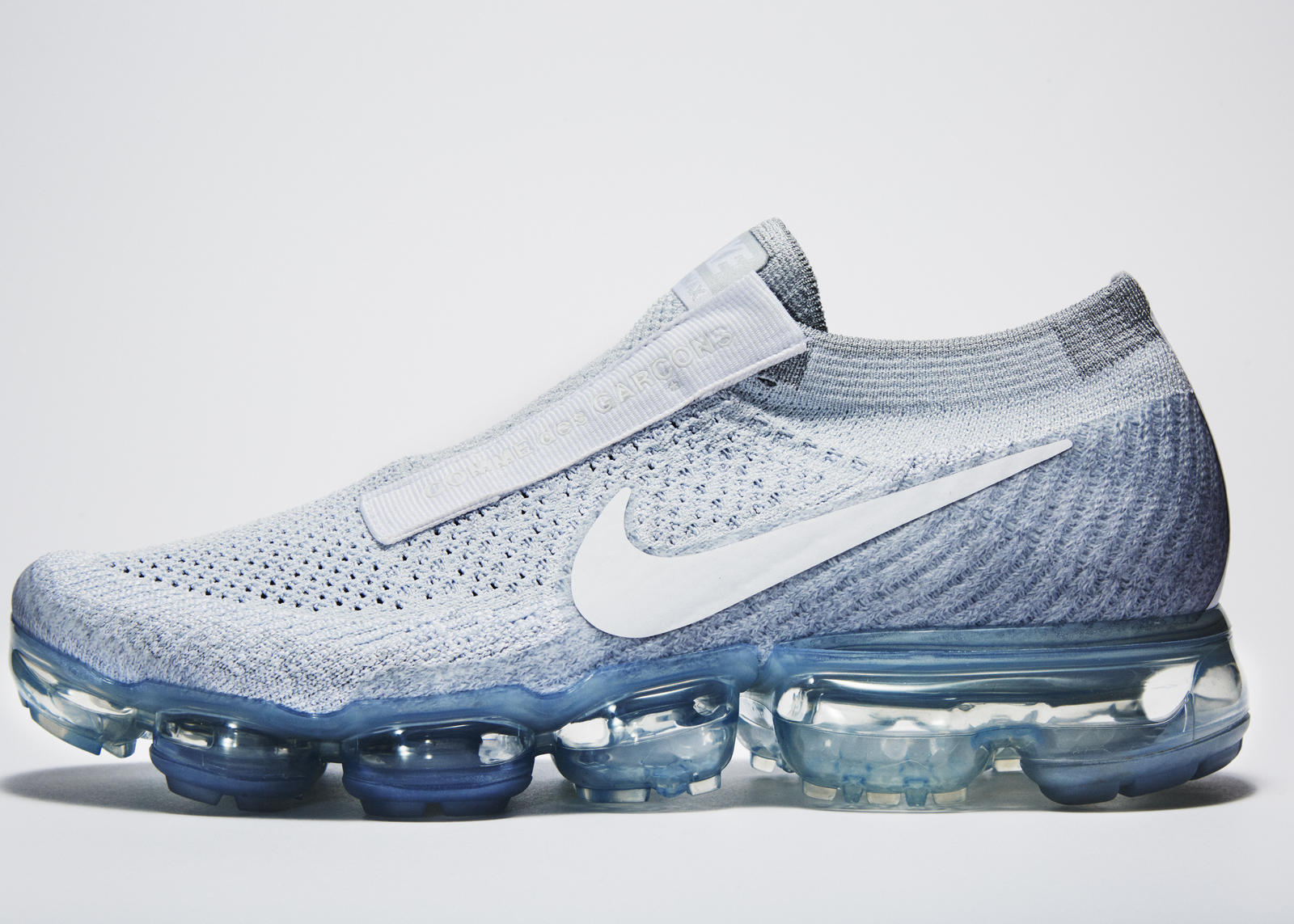 Nike Air VaporMax Flyknit Day to Night 'College Navy'. Nike Launch