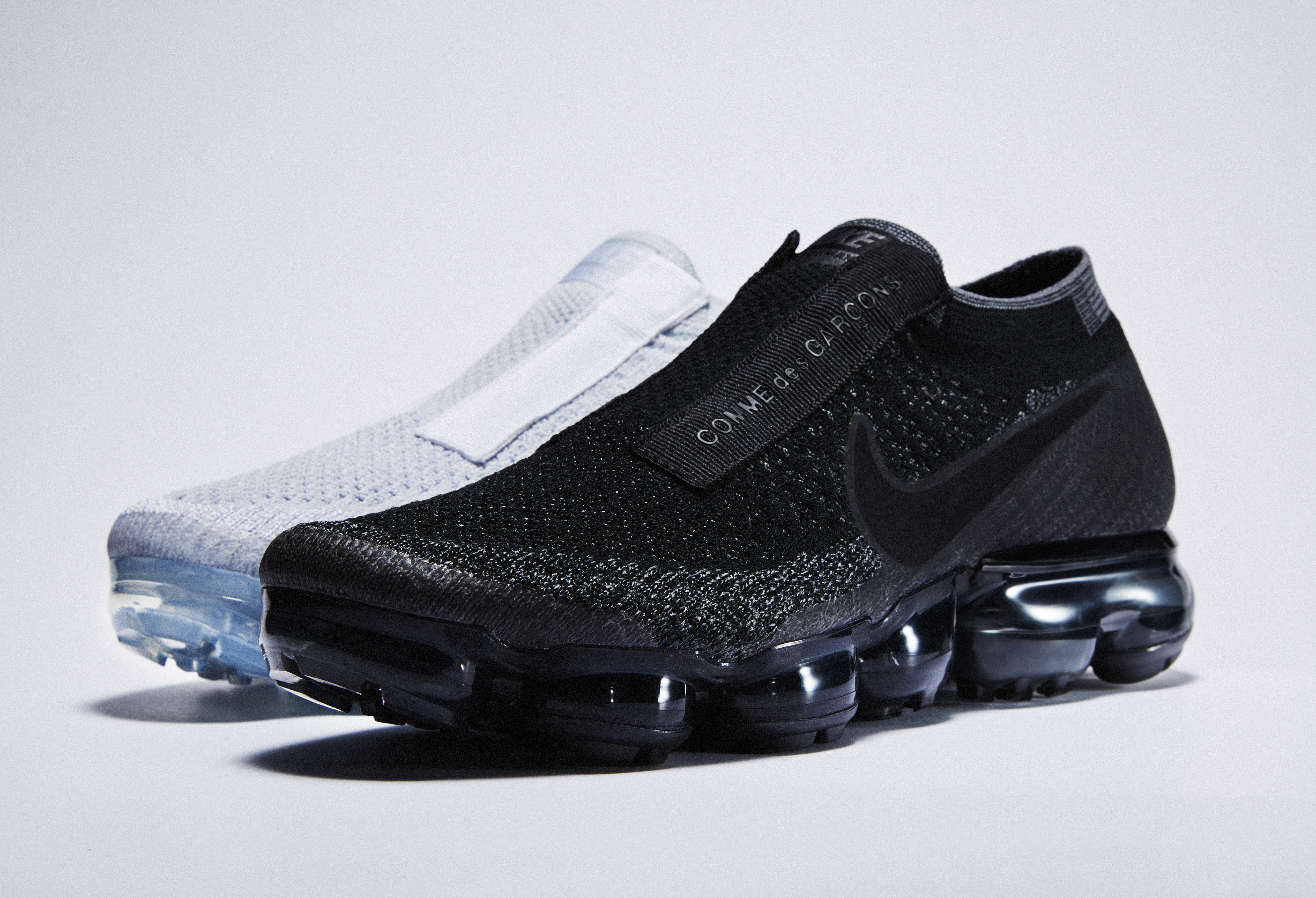 Nike Vapormax Gold And White