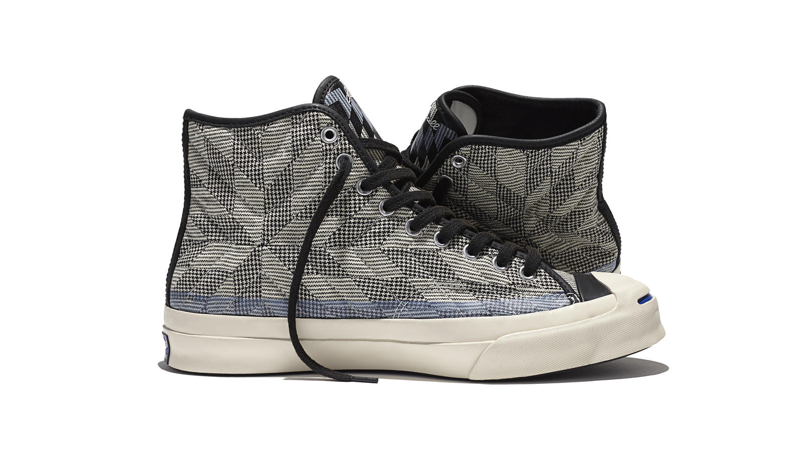 "2b8ad887fe0799 Converse Launches Jack Purcell Signature Mid ""Quilt"" - Nike News"