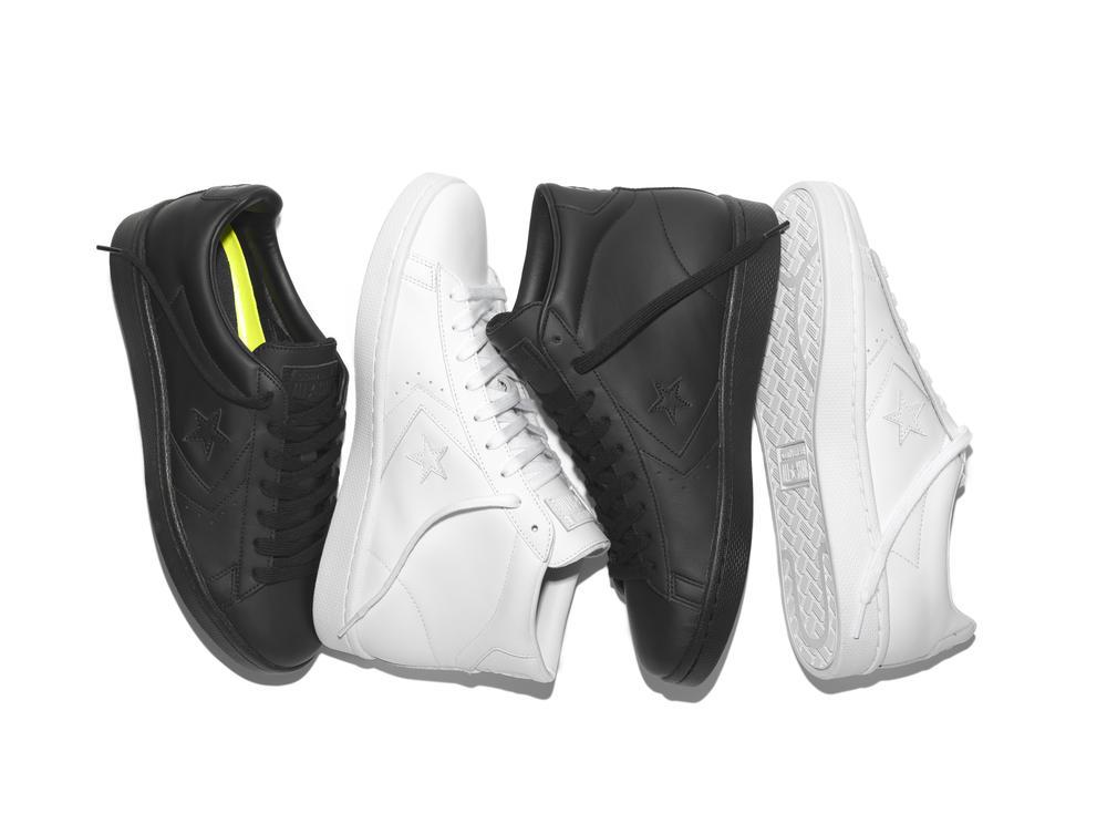 c7eef9e2ea47 Converse Reintroduces the Pro Leather  76 Mono