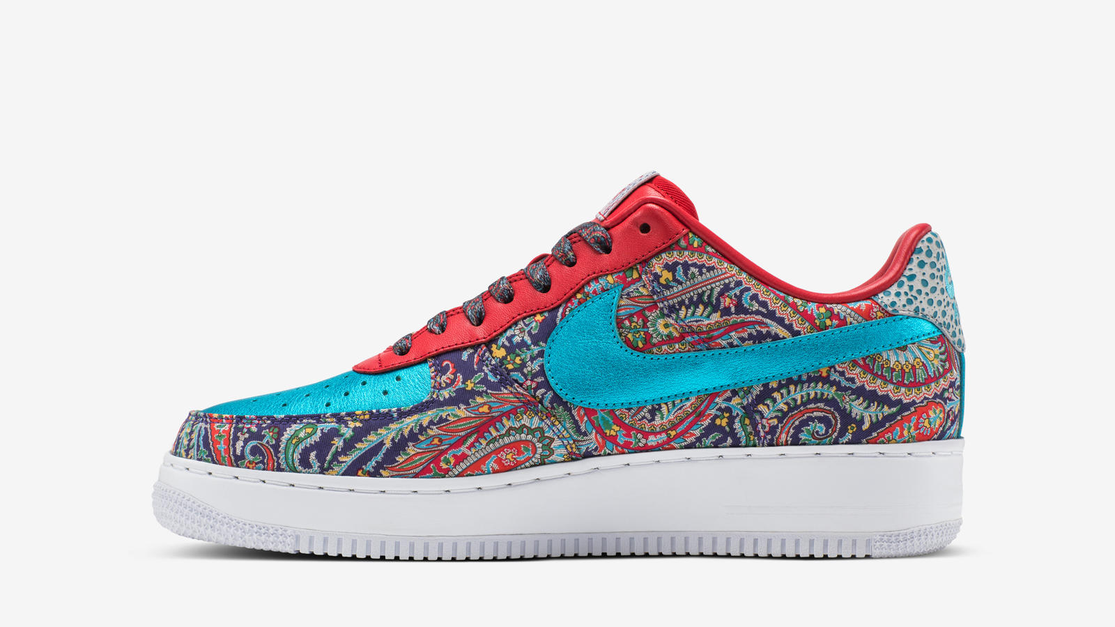 buy online 1f7e6 bb57d Decoding the SagerStrong Nike Air Force One - Nike News