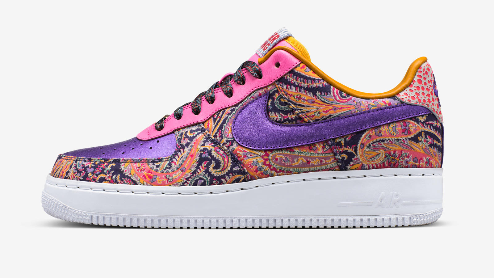 Decoding the SagerStrong Nike Air Force One Nike News