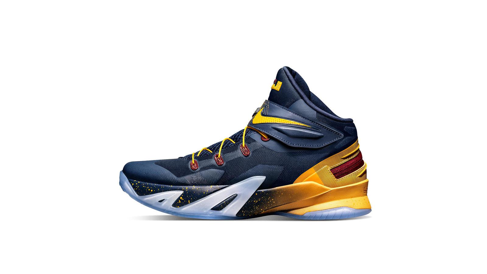 Innovative Basketball Shoes