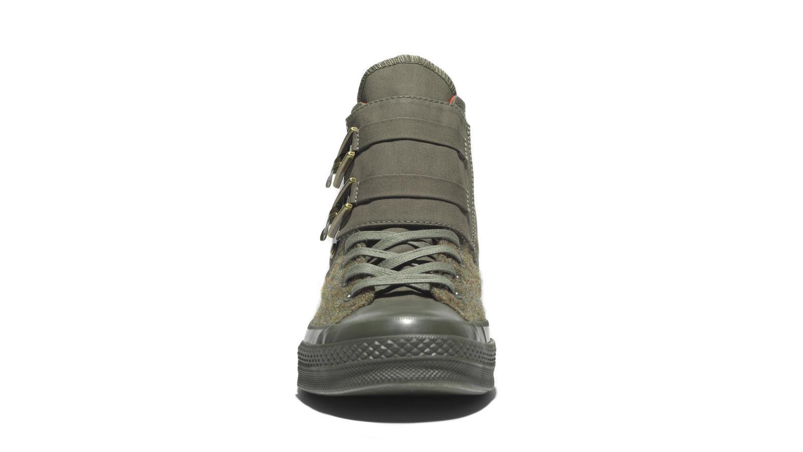 Fh16 Fs Ctas70 Nigel Cabourn Green Toe Single 153333 C