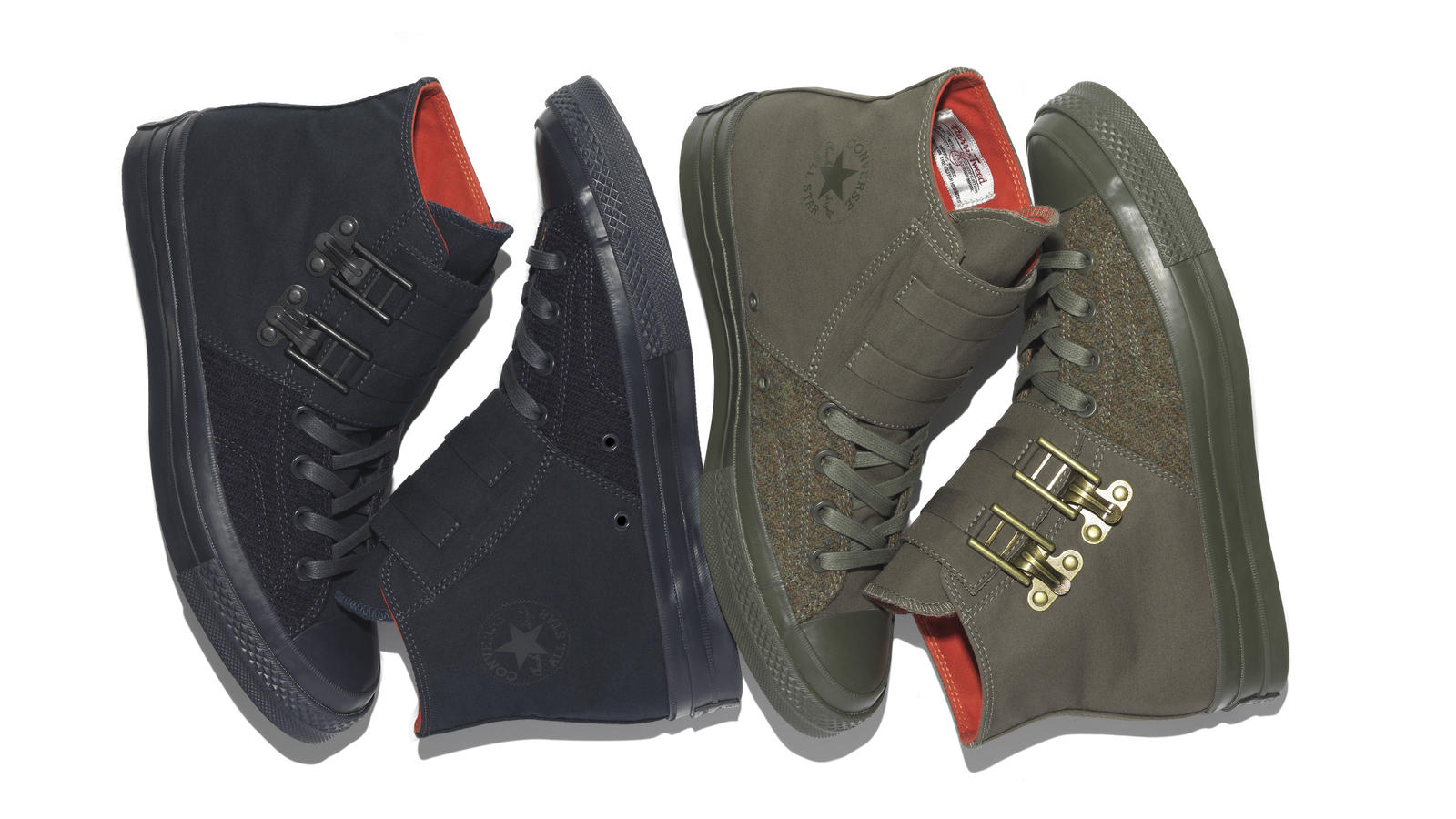 Converse Reimagines the Chuck Taylor All Star  70 with British ... c415e47cdf3d