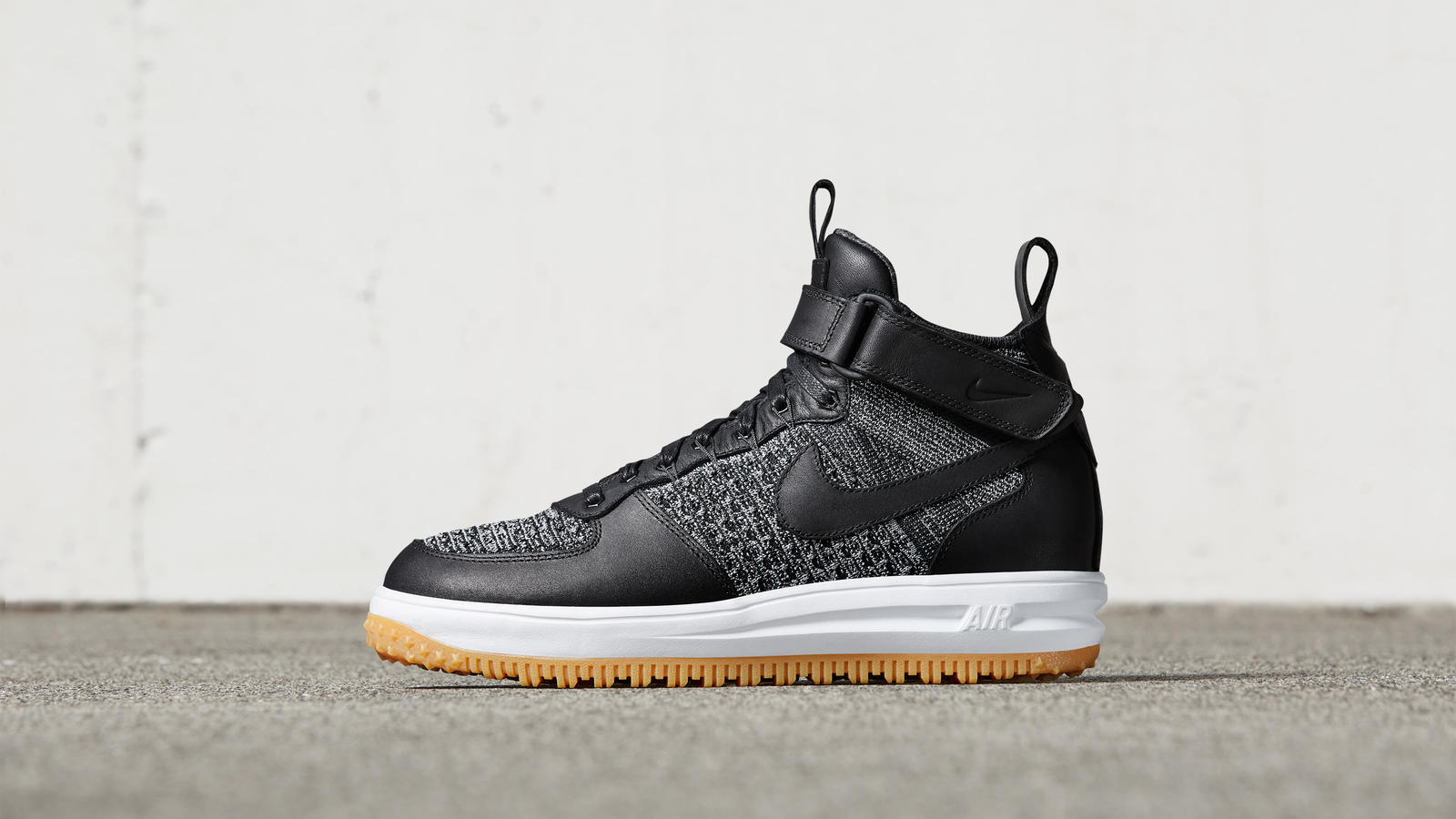 sports shoes 4f0f6 13197 Nike Lunar Force 1 Flyknit Workboot