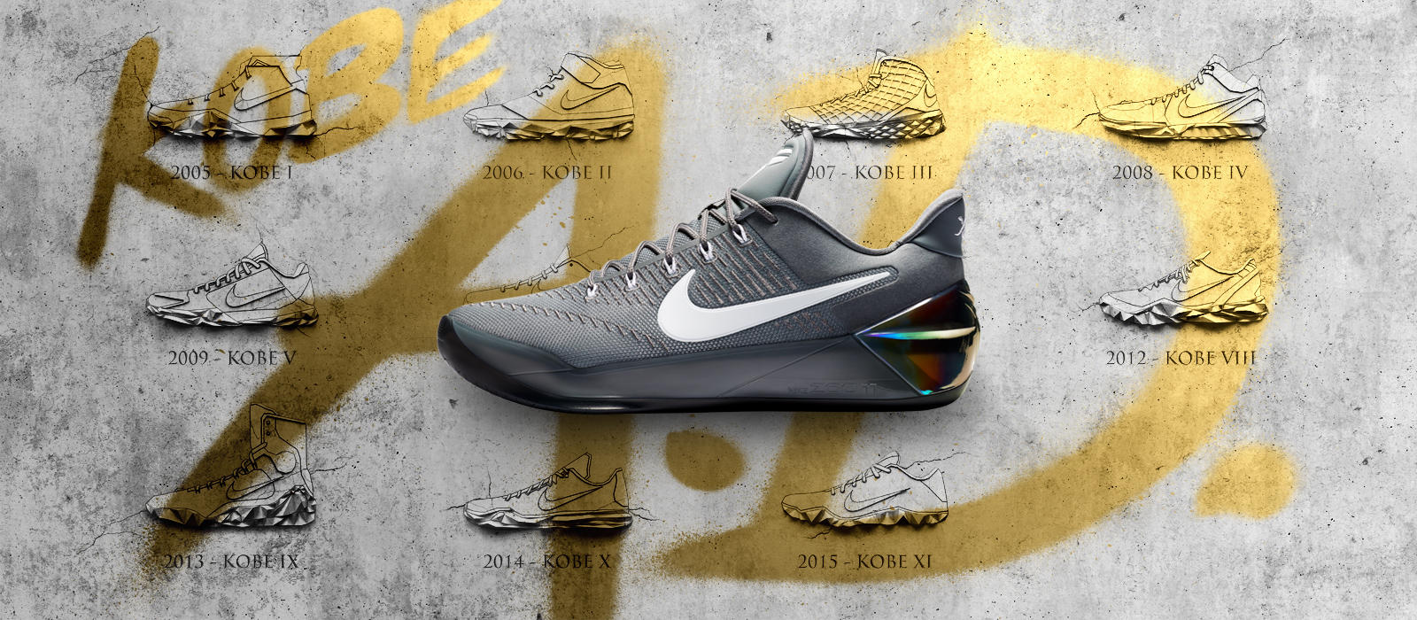 the latest b7e26 f5415 Introducing the Kobe A.D. - Nike News