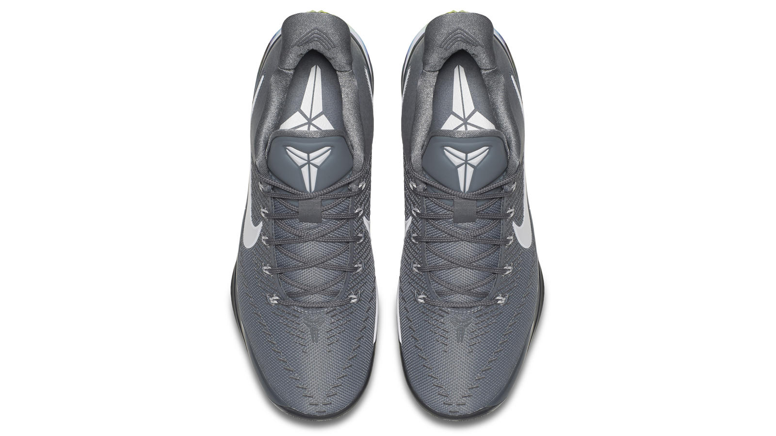 watch 4787b 04b92 Kobe Bryant s first post-retirement signature silhouette, the Nike Kobe A.D.,  continues a legacy of lightweight, low-profile on-court footwear.