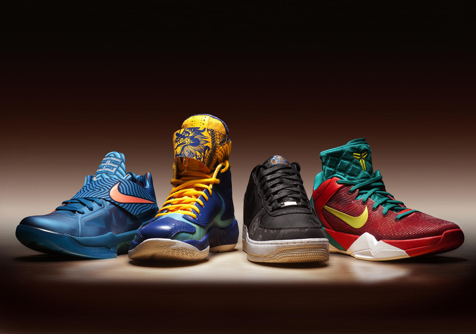 Nike introduces 'Year of the Dragon' collection - Nike News