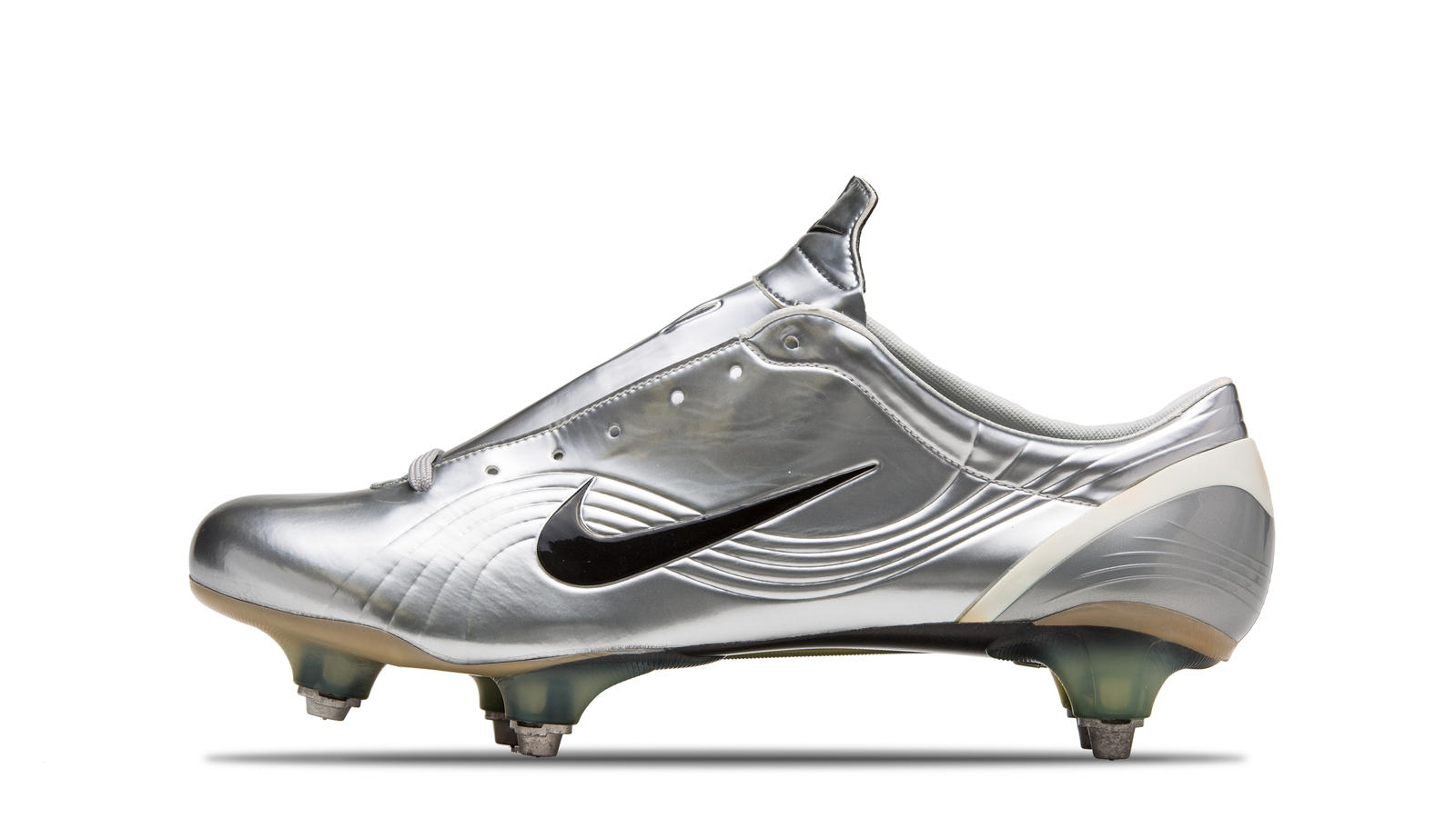 2003 Mercurial Vapor Chrome Black White