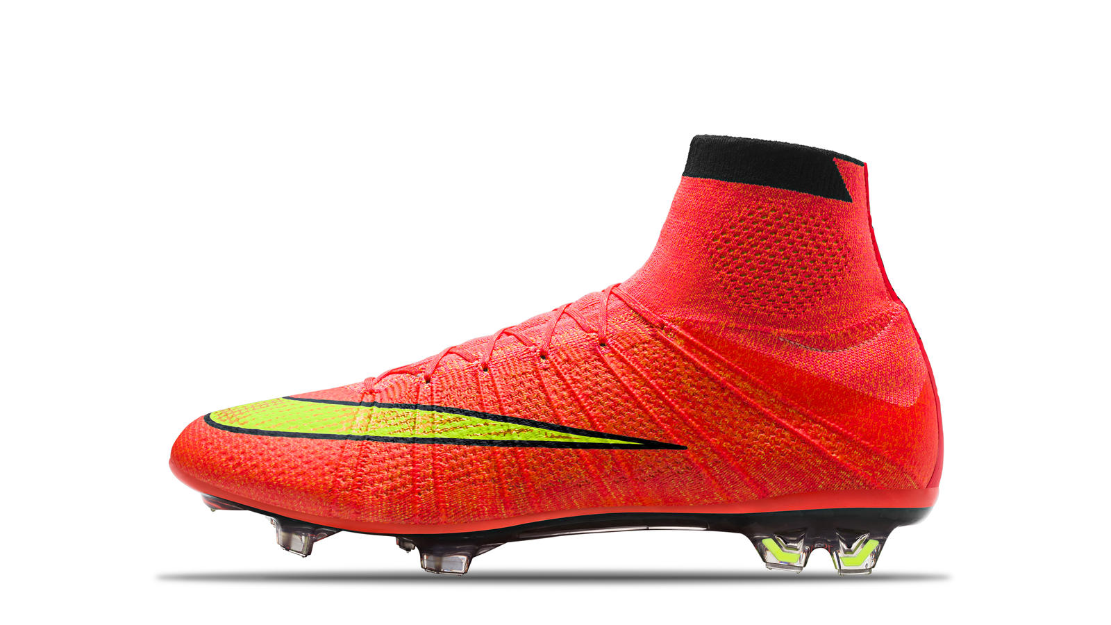 2014 Mercurial Superfly IV Hyper Punch Gold Black