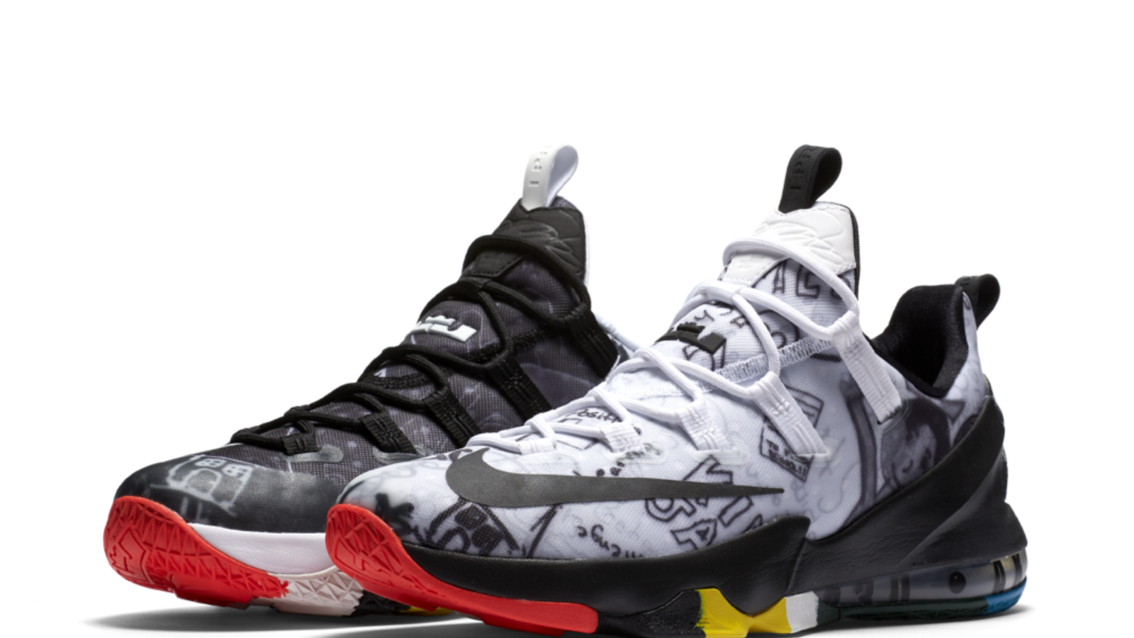 the latest 4370a d23c2 Hometown Pride: LEBRON 13 Low