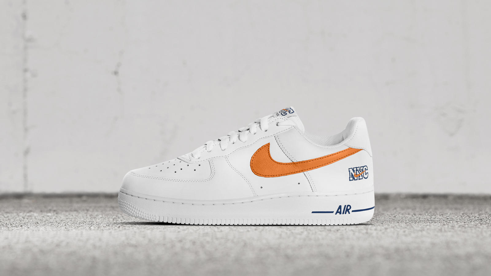 new concept 91346 20aac Nike Air Force 1 NYC