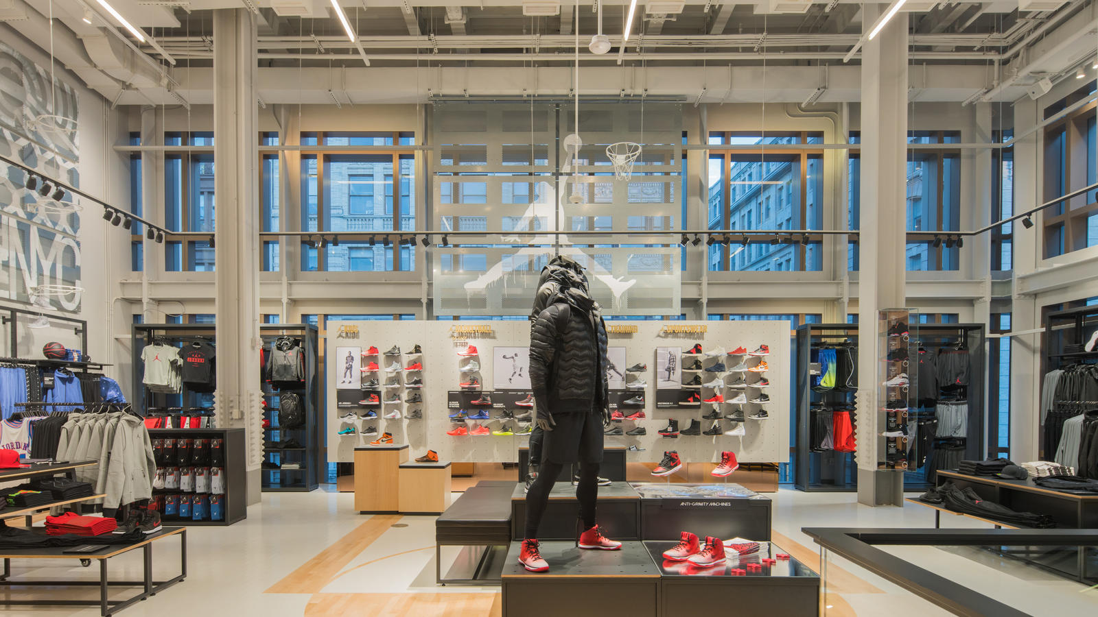 513d9ad6de7 First Look: Inside Nike Soho - Nike News