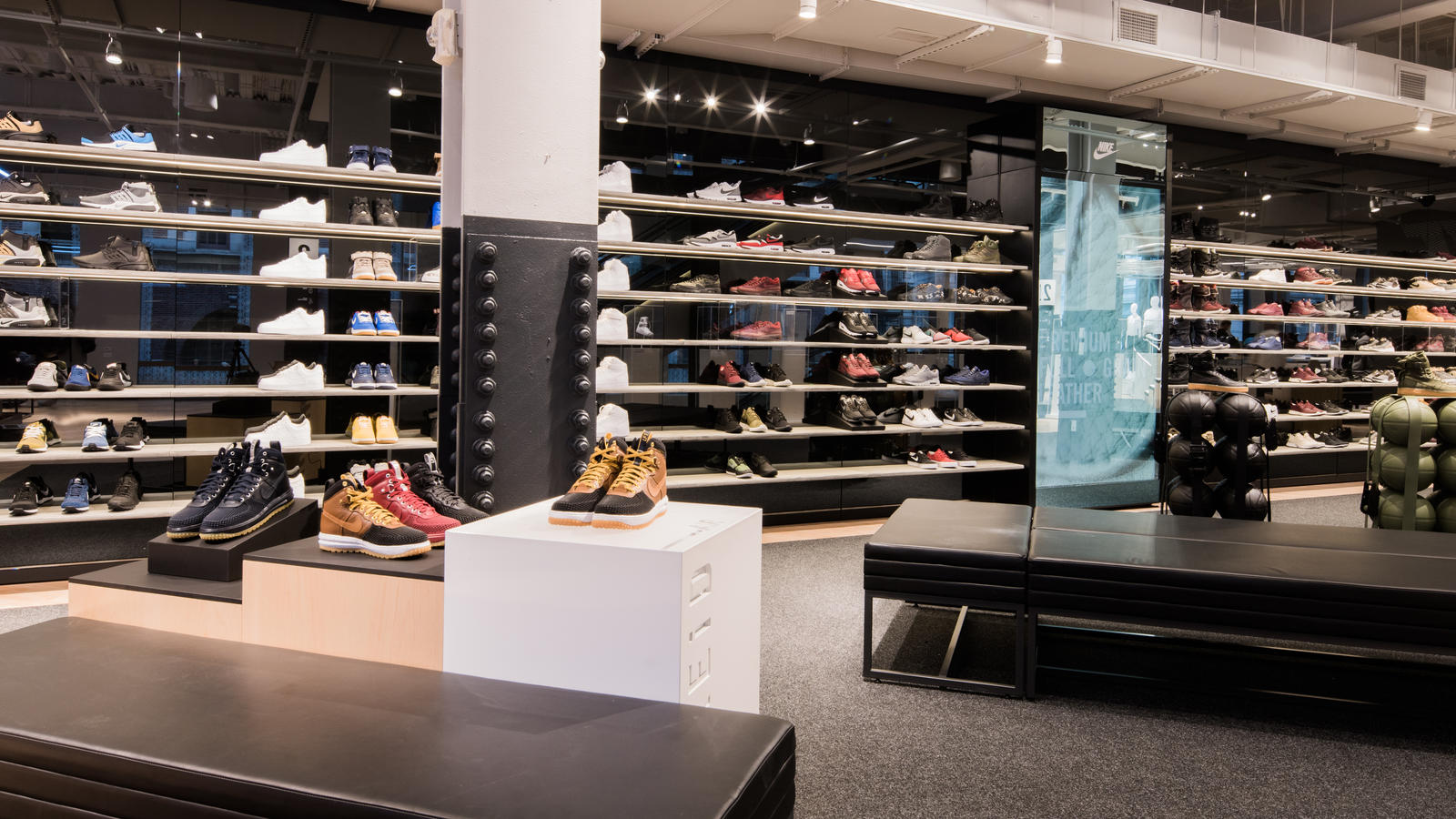 nike shoe stores