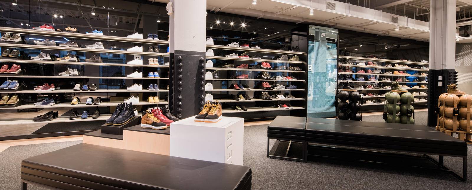 First Look Inside Nike Soho Nike News