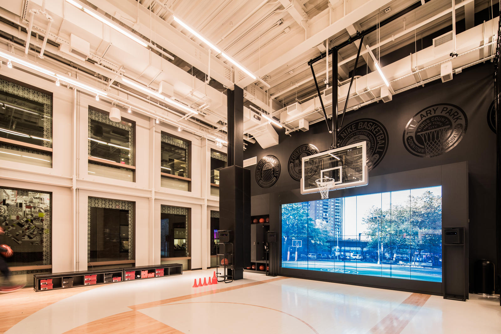 First Look Inside Nike Soho