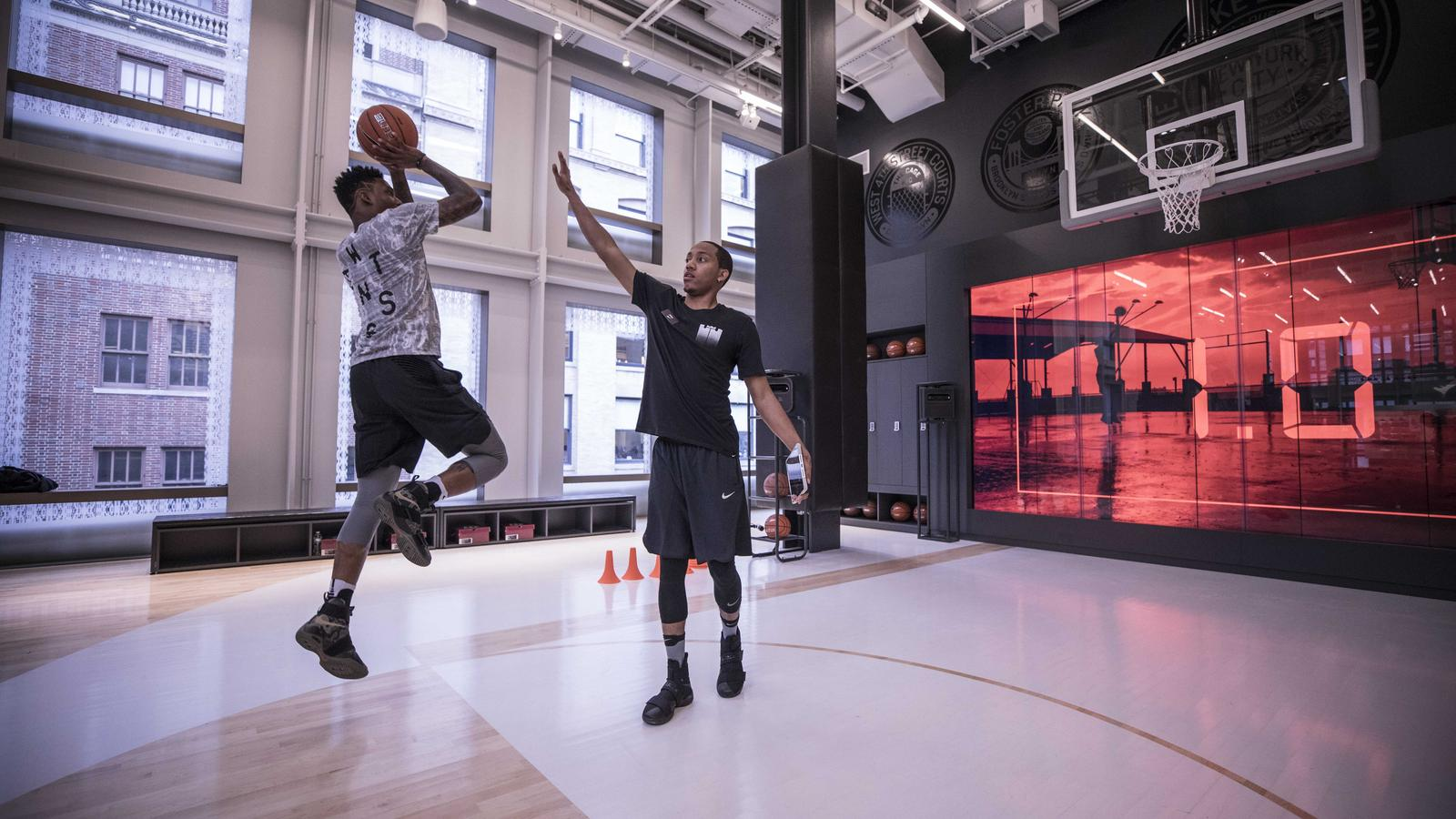 Nike+ Basketball Trial