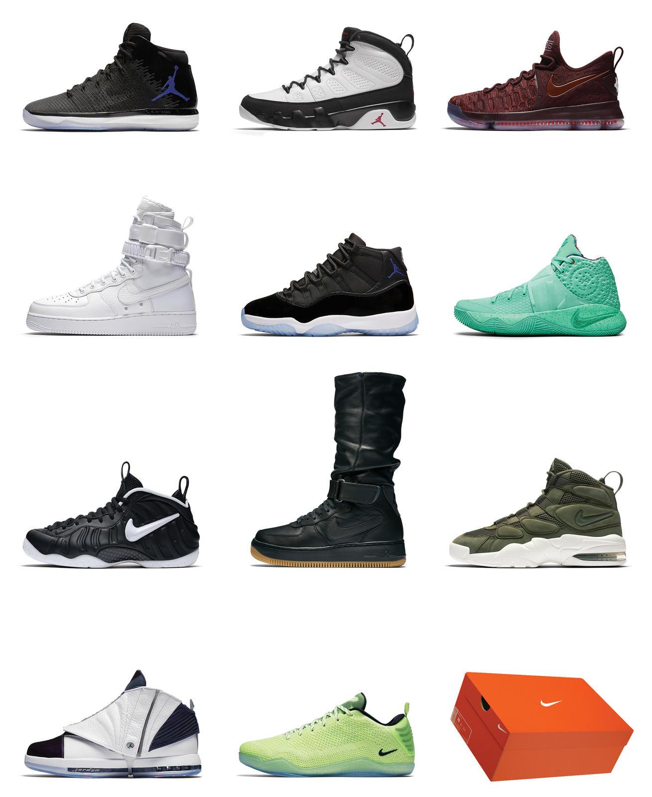Nike+ SNKRS Presents 12 Soles - Nike News