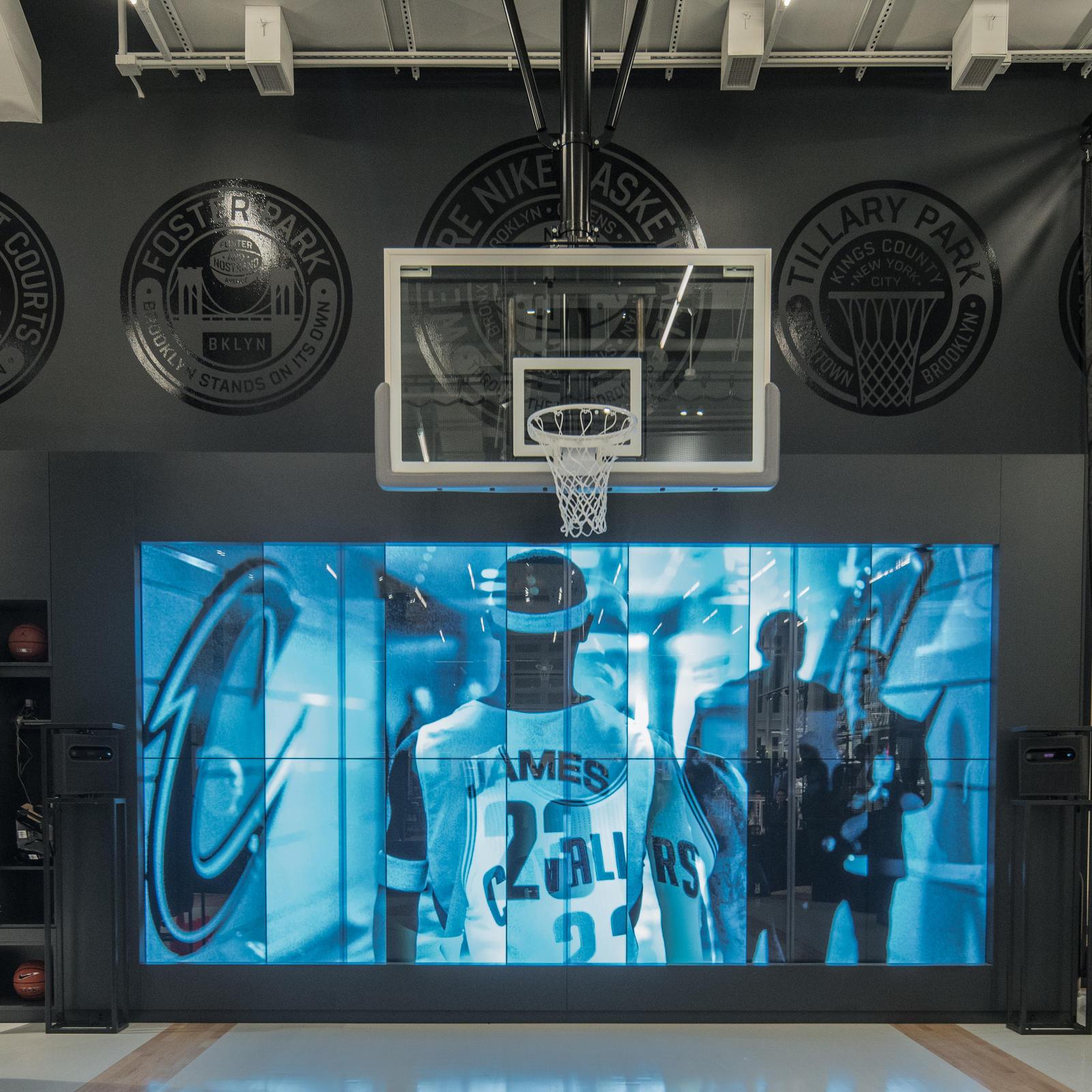 Nike Store New Soho Zone Trial NikeBasketball To Brings Innovative VpUzqSM