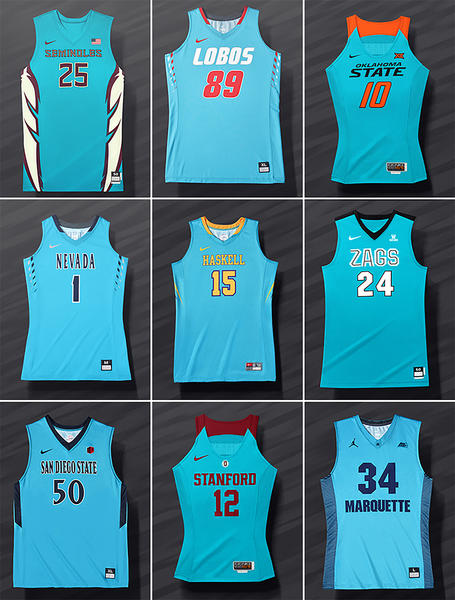 Nike N7 Celebrates 2016 Native American Heritage Month on the Hardwood