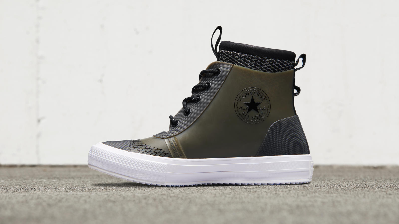 72cdb83a1ee5 Converse Chuck II Waterproof Thermo Boot - Nike News