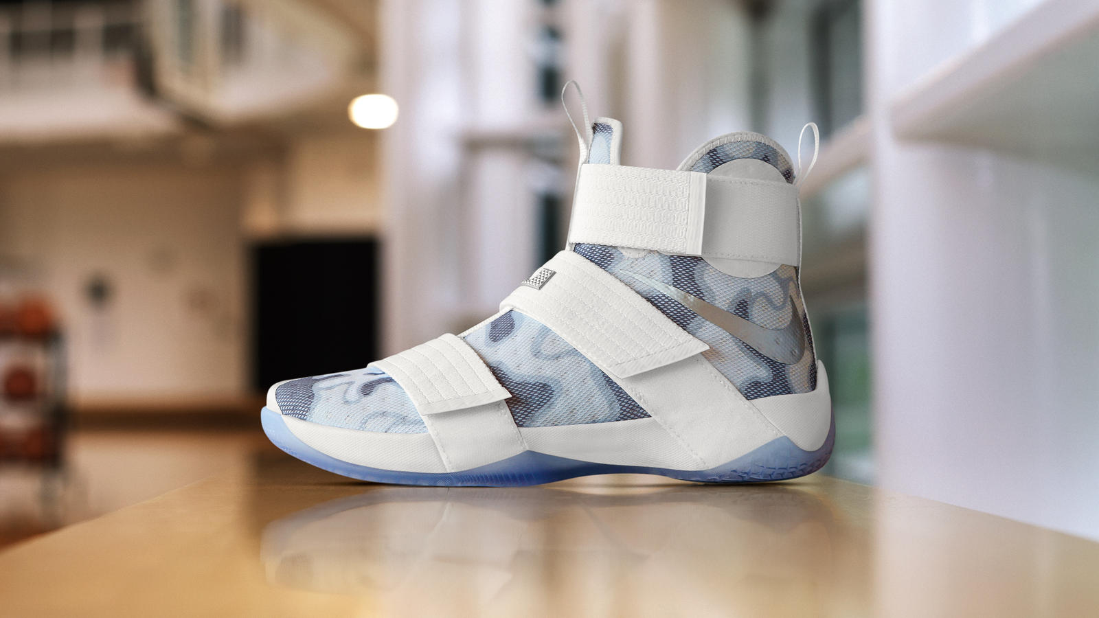 newest 65b70 a815d Nike Zoom LeBron Soldier 10 iD - Nike News