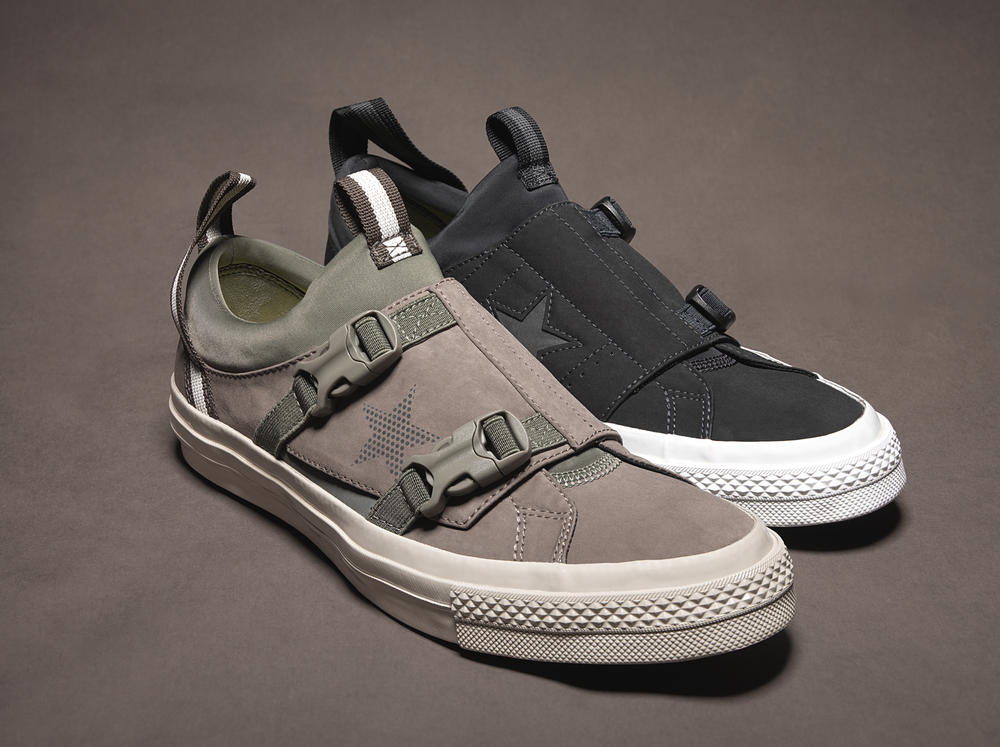 Converse Pairs Classic Design with Technical Utility