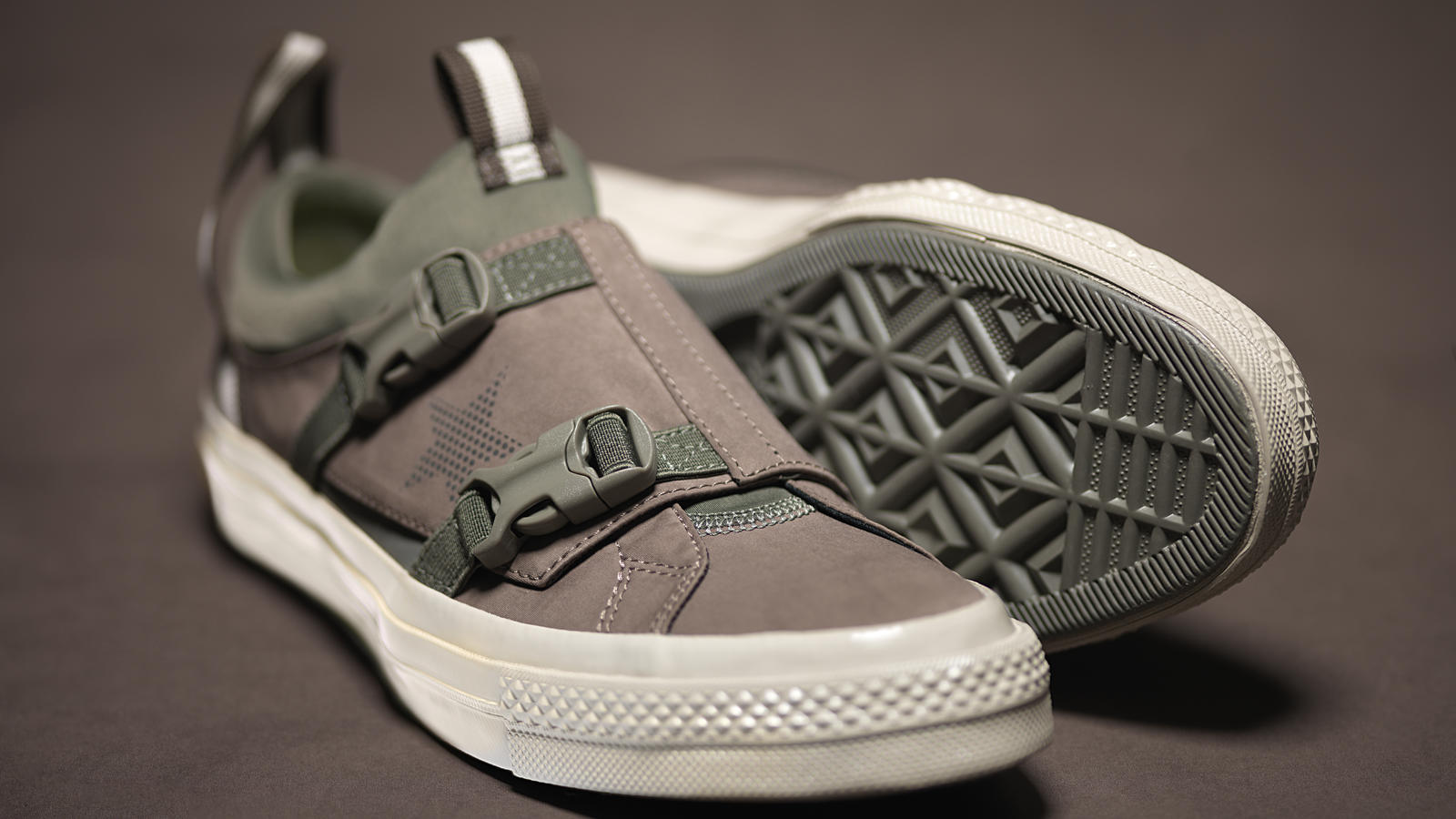"""d1fb98294fcde9 """"The One Star  74 Tech Collection is Converse s take on modern technical  street and outerwear fashion"""