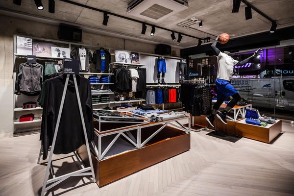 boutique nike bastille