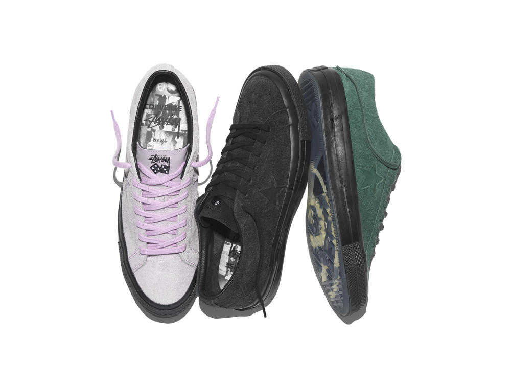 Converse and Stussy Team Up on One Star '74