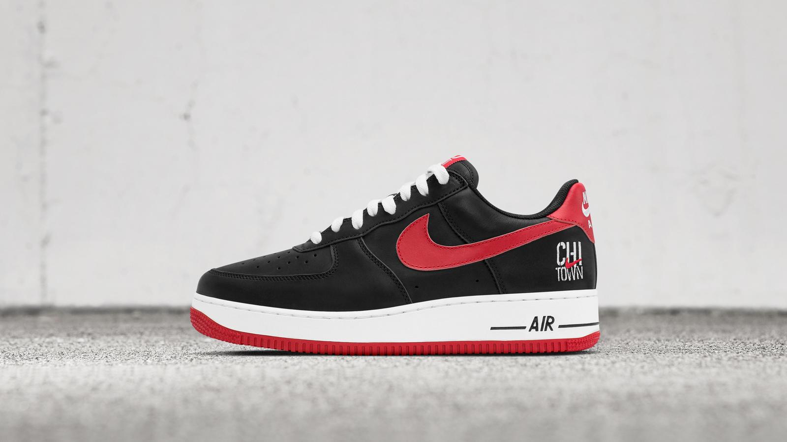 4dd3348e7cec3d Nike Air Force 1 Chicago - Nike News