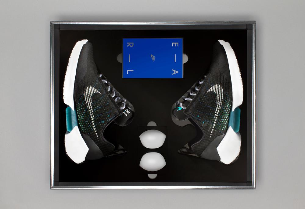 First Look: Nike HyperAdapt 1.0 Packaging