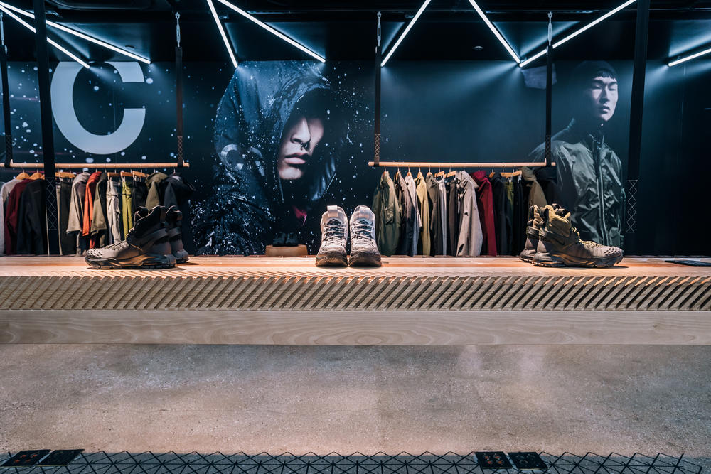Inside NIKELAB CHI Featuring the Launch of ACG